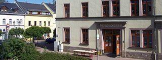 Grundsteinlegung des neuen Schulgebäudes