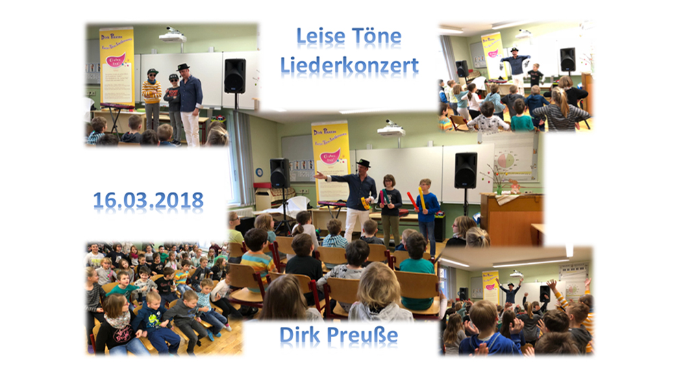 """Dirk Preusse """"Leise Töne Liederkonzert"""""""