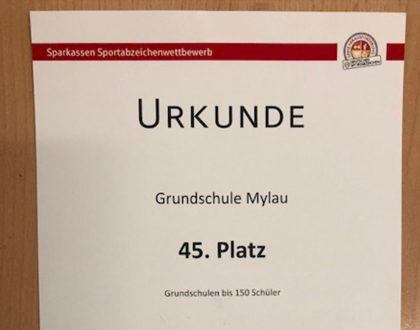 Sparkassen Sportabzeichenwettberwerb