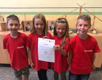 "Gewinner bei ""Schulen adoptieren Denkmale 2019"""