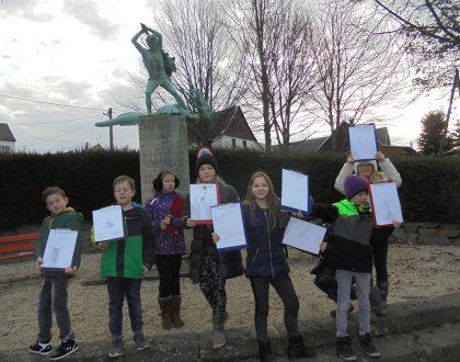 Projekt Kriegerdenkmal