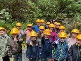 Wir erkunden den Historischen Schieferbergbau und Siedehüttenbetrieb